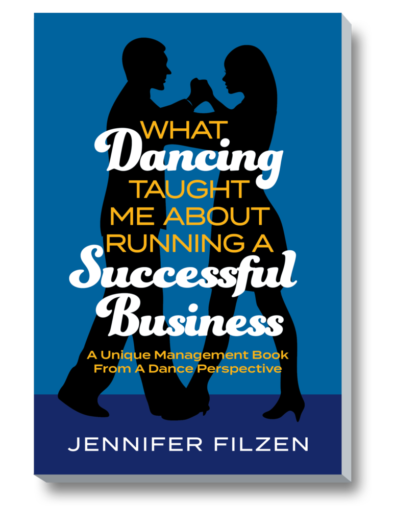 What Dancing Taught Me About Running A Successful Business