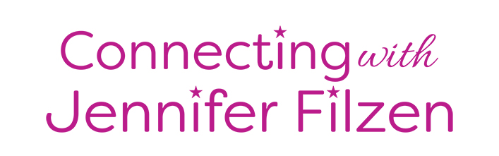 Connecting with Jennifer Filzen logo