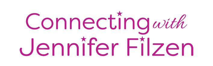 Connecting with Jennifer Filzen logo