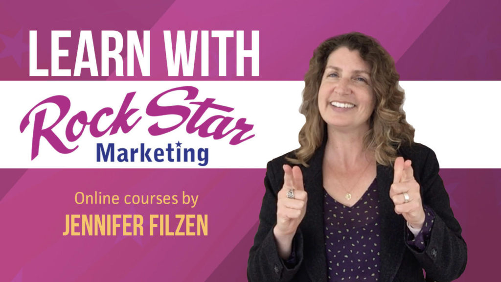 Learn with Rock Star Marketing