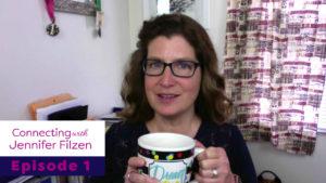 Connecting with Jennifer Filzen - Episode 1 - Carlito Rofoli