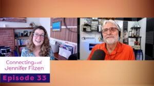 Connecting wit Jennifer Filzen-Ep-033-Carm-Capriotto-thumbnail