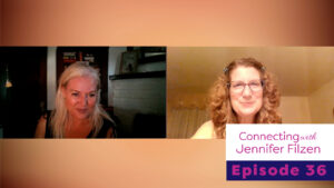 Dr Lew Bayer - Connecting with Jennifer Filzen